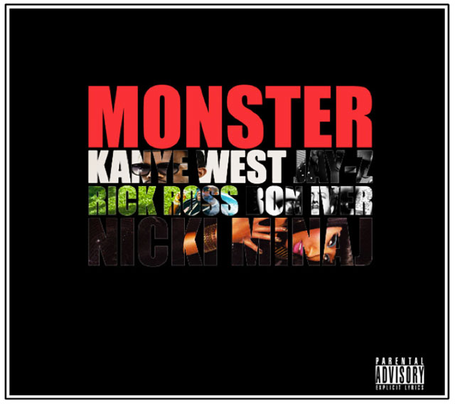 kanye west monster free mp3 download